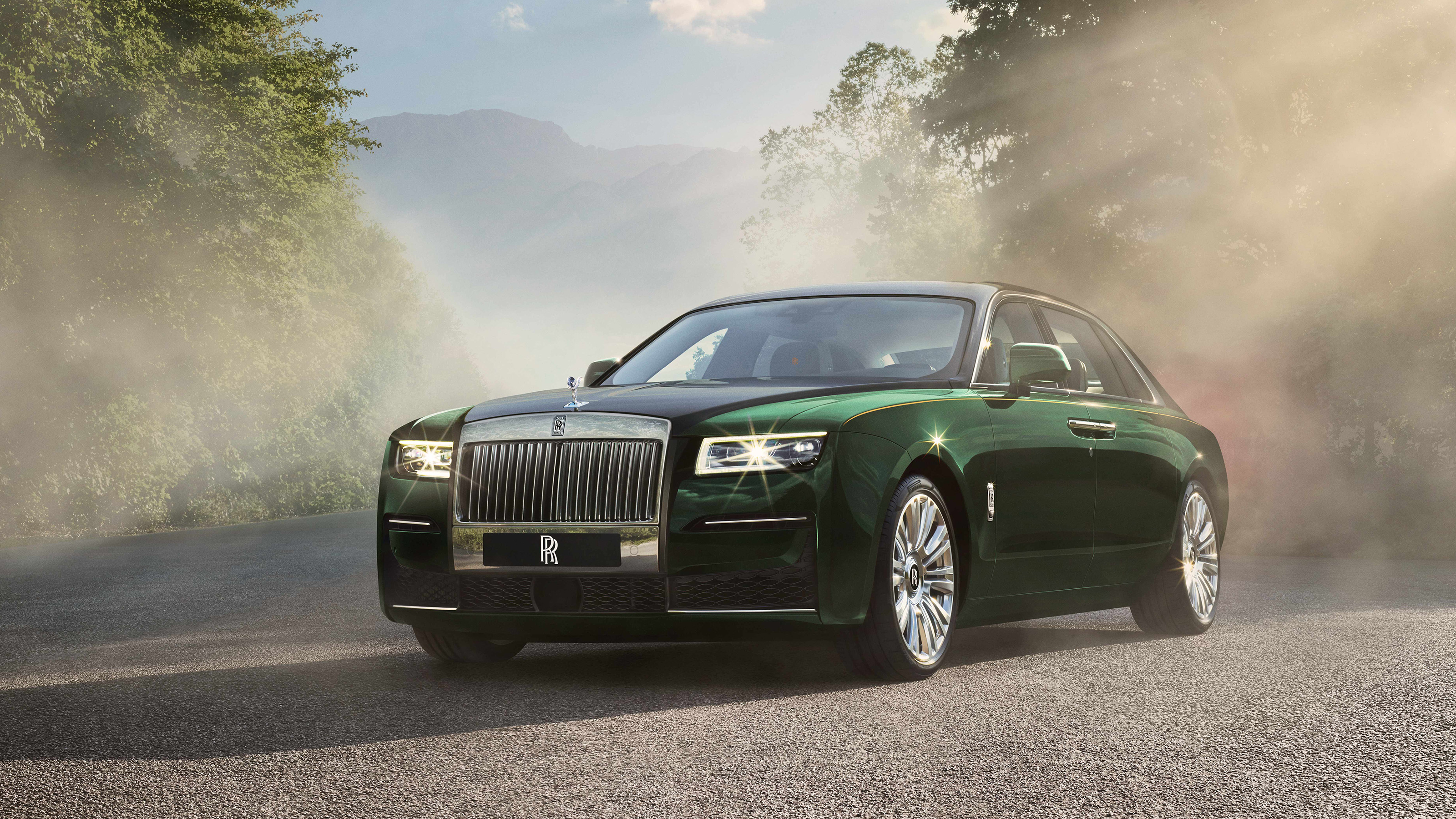 Long Wheelbase Rolls Royce Ghost Extended Launched Auto Express