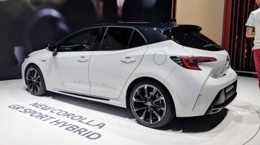 Toyota Corolla GR Sport - Geneva rear