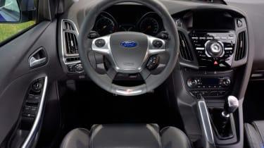 Ford Focus ST-3 interior
