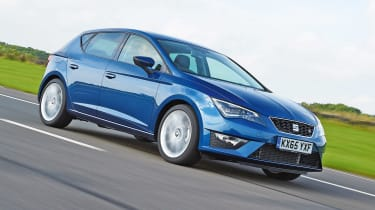 Driver Power key car: SEAT Leon