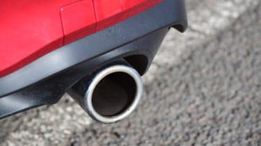 Volkswagen Golf GTI - exhaust