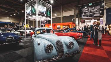 Maastricht Jaguar XK