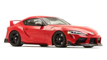 Toyota Supra heritage