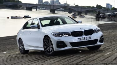 BMW 3 Series - front