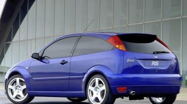Ford Focus Mk1 RS rear