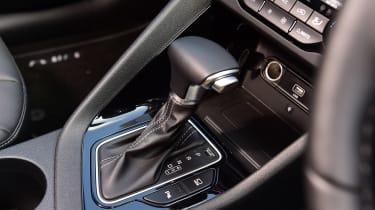 New Kia Niro Hybrid - transmission