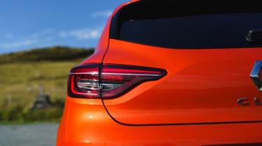 Renault Clio - brake light