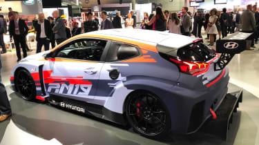Hyundai RM19 concept - Los Angeles side/rear