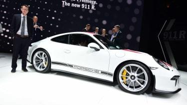 Porsche 911 R - Sean Carson
