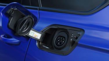 Volkswagen Touareg R - charging port