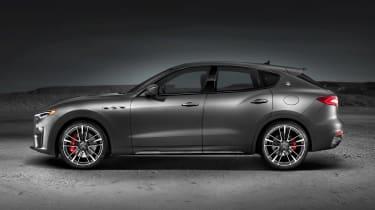 Maserati Levante Trofeo - side