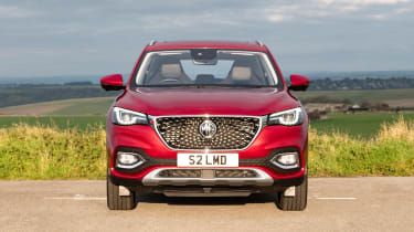 MG HS PHEV - front static