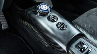 Maserati MC20 - centre console