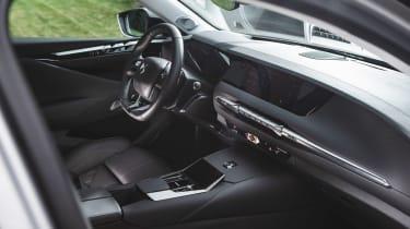 DS 4 - front seats