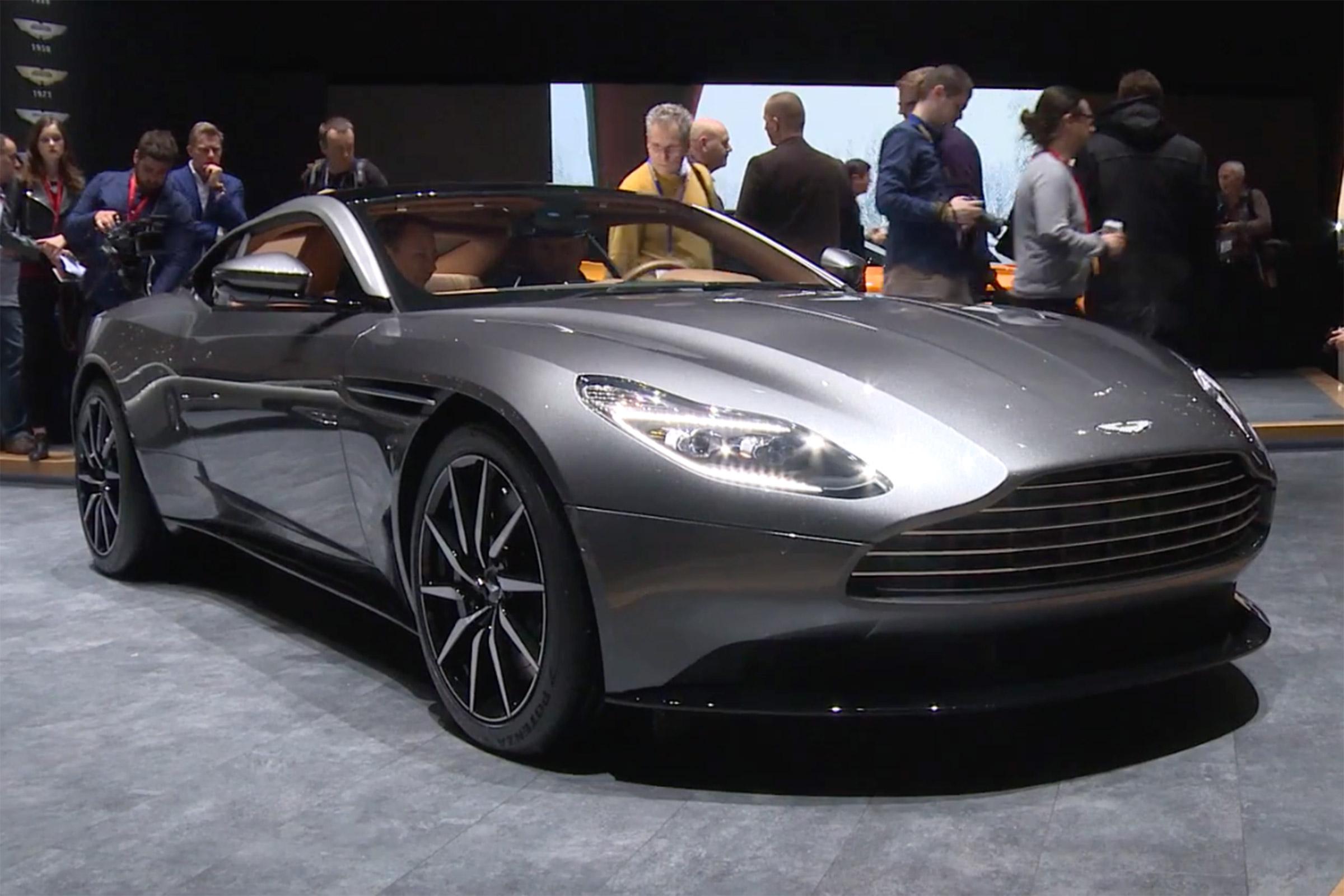 New Aston Martin Db11 Price Specs And Video Auto Express