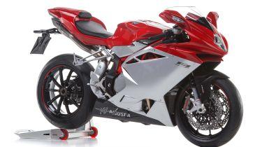 MV Augusta F4 - Best superbikes