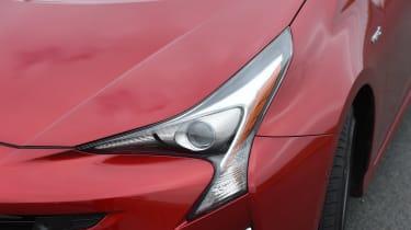Toyota Prius - front detail