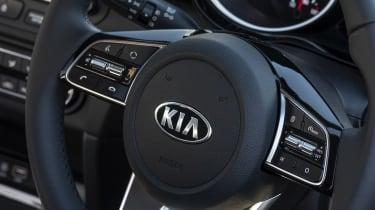 Kia Ceed Sportswgaon - steering wheel