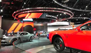 Detroit Motor Show 2018 - Dodge