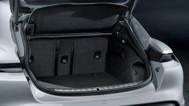 Porsche Taycan Cross Turismo - boot
