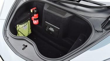 McLaren 600LT Spider - boot