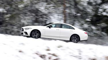 Mercedes-AMG CLS 53 - side