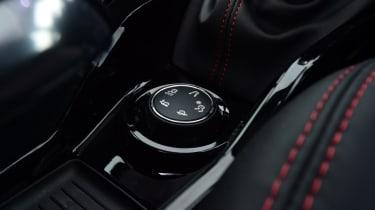 Peugeot 2008 - controls
