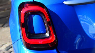 Fiat 500X - Rear light