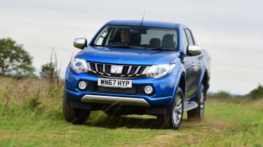 Mitsubishi L200 long termer - fourth report action