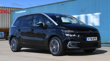 Citroen Grand C4 SpaceTourer - best 7-seater cars