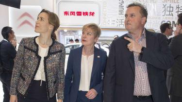 Linda Jackson, Sabine Scheunert - Behind Beijing