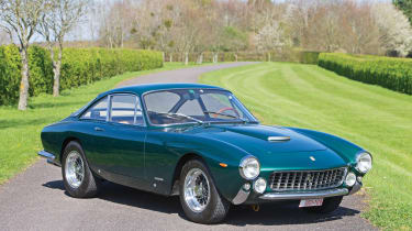 The final 250 series Ferrari, the GT/L Berlinetta is thought to be one of the best-proportioned models in the exquisite 250 range.