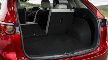 Mazda CX-5 2.2d Sport Nav - boot