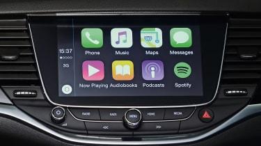 Vauxhall Astra - Intellilink