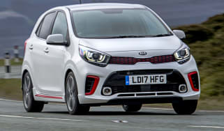Best first cars for new drivers - Kia Picanto
