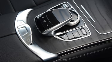 Long-term test review: Mercedes GLC - first report centre console