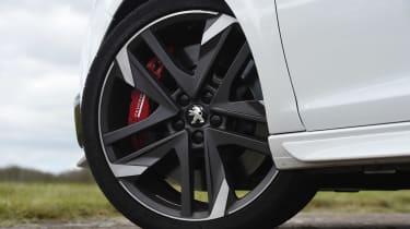 Peugeot 308 GTi - wheel