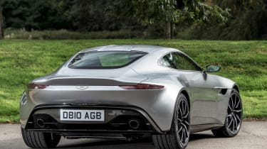 So the film's producers commissioned Aston to build an all-new model, called the DB10.