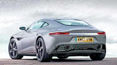Aston Martin Vantage - rear (watermarked)
