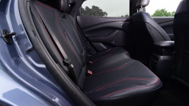 Ford Mustang Mach-E Extended Range AWD - rear seats