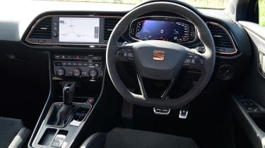 SEAT Leon Cupra R ST ABT - interior