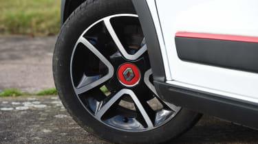 Renault Twingo - wheel