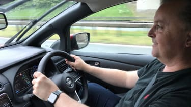 Nissan Leaf long termer first report - driving