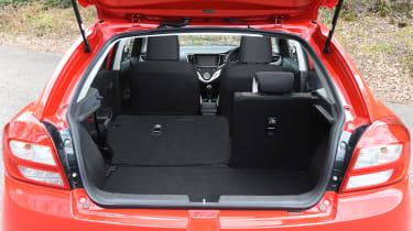 Suzuki Baleno - boot