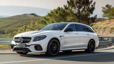 Mercedes-AMG E 63 Estate - front
