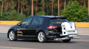 Superdiesel - VW Golf rear