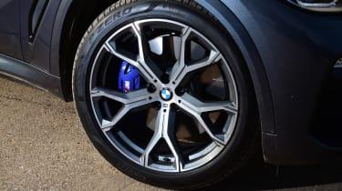 BMW X5 - wheel