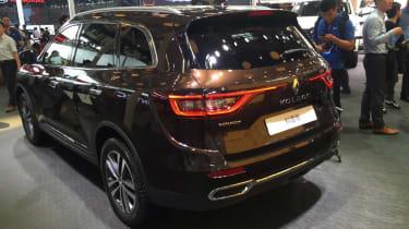 Renault Koleos - Beijing show rear three quarter