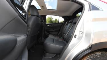 Mitsubishi Eclipse Cross - Rear Seats