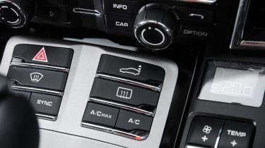 VW Polo BlueMotion - interior